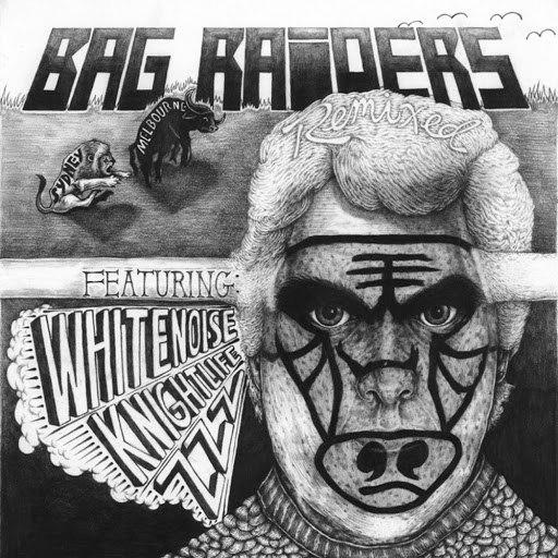 Bag Raiders альбом Bag Raiders Remixed