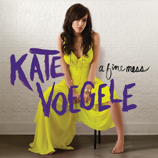 Kate Voegele альбом A Fine Mess (Deluxe)