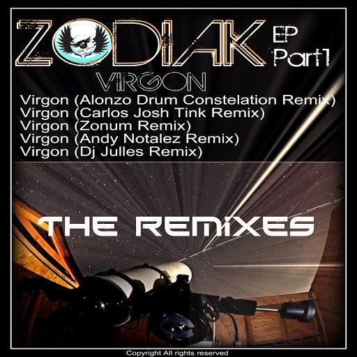 Alonzo альбом Virgon (The Remixes)