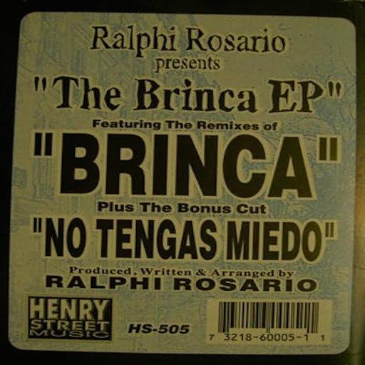 ralphi rosario альбом Brinca