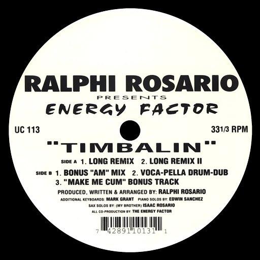 ralphi rosario альбом Timbalin
