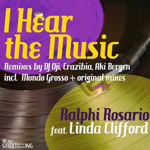 ralphi rosario альбом I Hear The Music (DJ Oji, Aki Bergen, Crazibiza Remixes Deluxe)