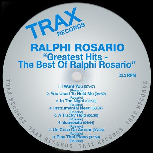 ralphi rosario альбом Ralphi Rosario's Greatest Hits