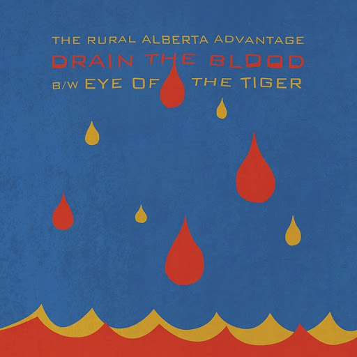 The Rural Alberta Advantage альбом Drain The Blood