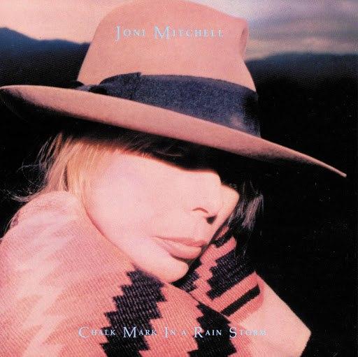 Joni Mitchell альбом Chalk Mark In A Rain Storm