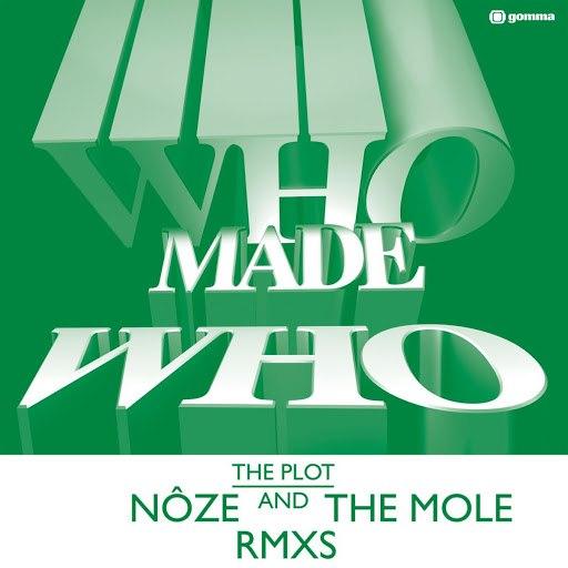 WhoMadeWho альбом The Plot Remixes