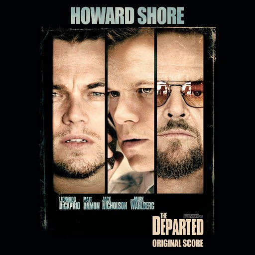 Howard Shore альбом The Departed