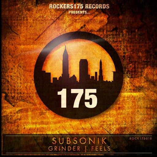 Subsonik альбом Grinder