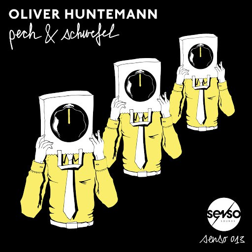 Oliver Huntemann альбом Pech & Schwefel