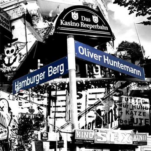 Oliver Huntemann альбом Hamburger Berg