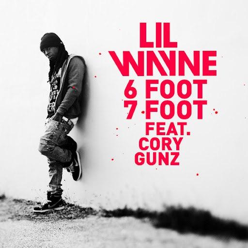 Lil' Wayne альбом 6 Foot 7 Foot (Feat. Corey Gunz)
