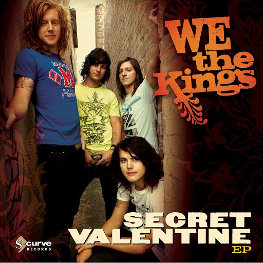We The Kings альбом Secret Valentine EP