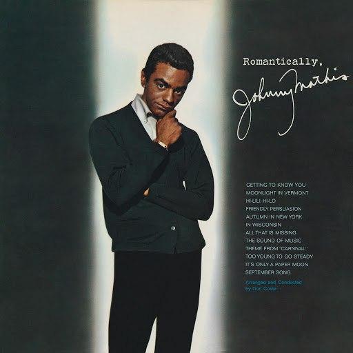 Johnny Mathis альбом Romantically
