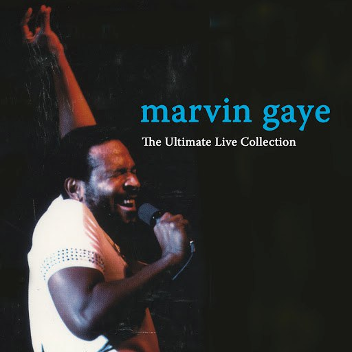 Marvin Gaye альбом The Ultimate Live Collection