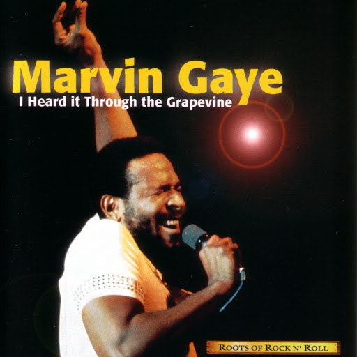 Marvin Gaye альбом I Heard it Through the Grapevine