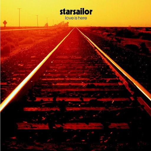 Starsailor альбом Love Is Here