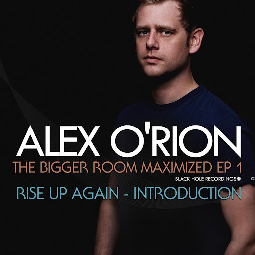 Alex O'Rion альбом The Bigger Room Maximized EP 1