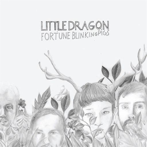 Little Dragon альбом Fortune/Blinking Pigs