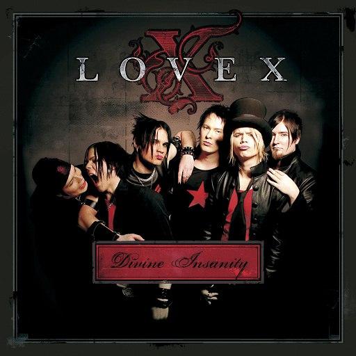 Lovex альбом Divine Insanity