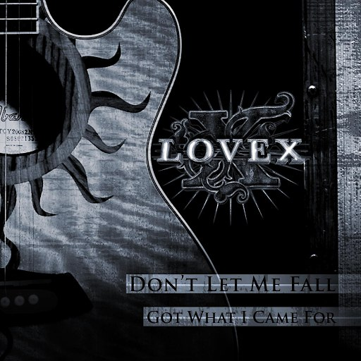 Lovex альбом Don't Let Me Fall