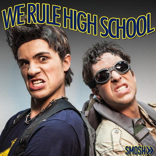 Smosh альбом We Rule High School
