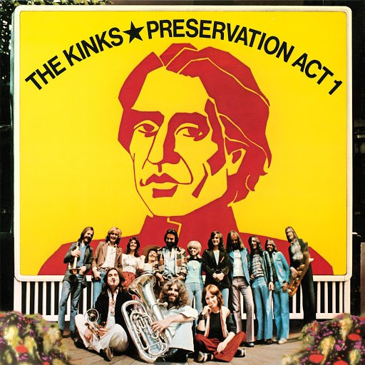 Альбом The Kinks Preservation: Act 1