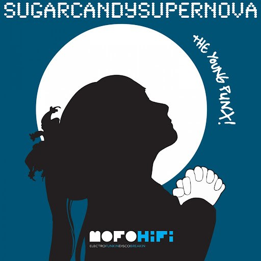 The Young Punx альбом SugarCandySuperNova