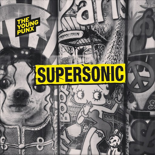 The Young Punx альбом Supersonic (Remixes)