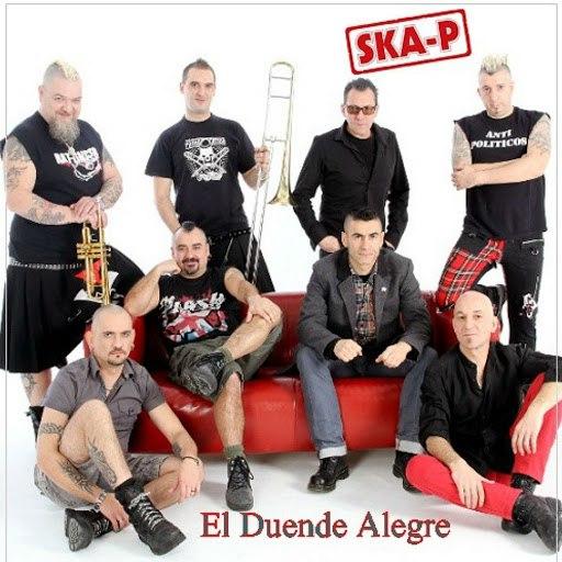 Ska-P альбом El Duende Alegre