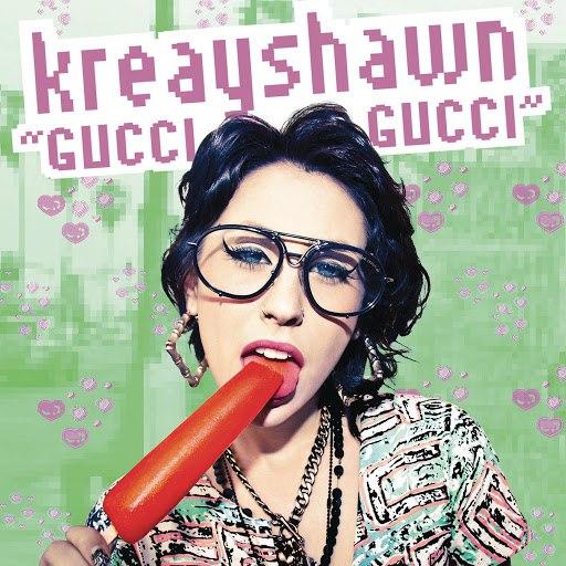 Kreayshawn альбом Gucci Gucci