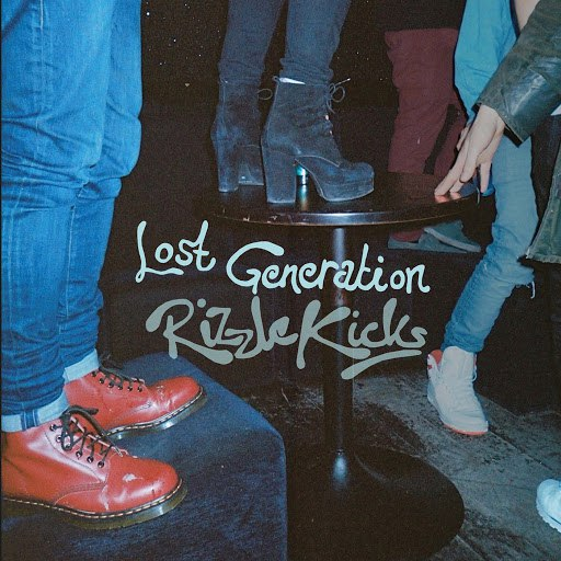 Rizzle Kicks альбом Lost Generation