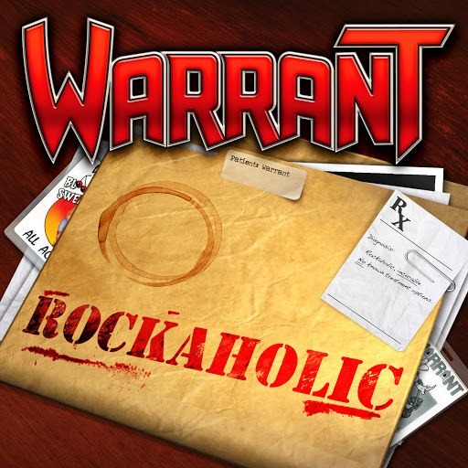Warrant альбом Rockaholic