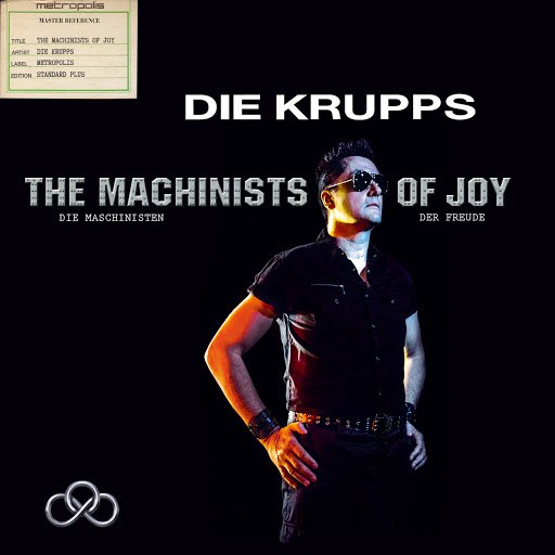 Die Krupps альбом The Machinists of Joy
