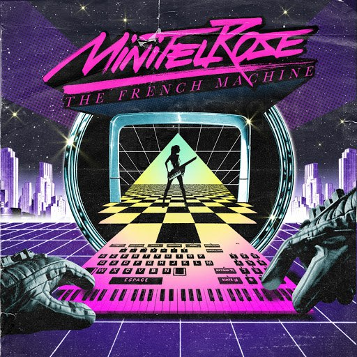 Minitel Rose альбом The French Machine
