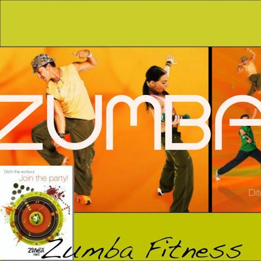 ZUMBA альбом Zumba Fitness