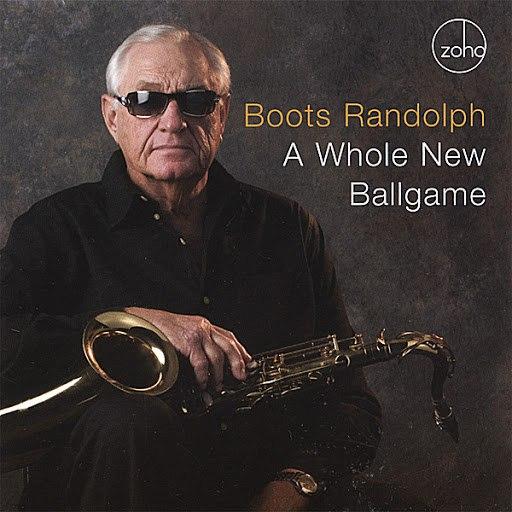 Boots Randolph альбом A Whole New Ballgame