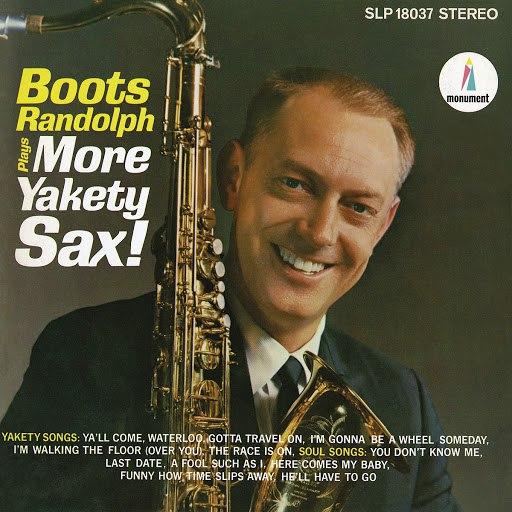 Boots Randolph альбом Boots Randolph Plays More Yakety Sax