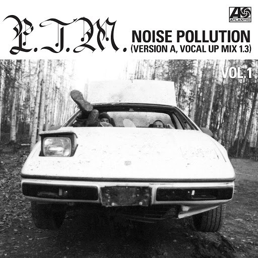Portugal. The Man альбом Noise Pollution (feat. Mary Elizabeth Winstead & Zoe Manville) [Version A, Vocal Up Mix 1.3]