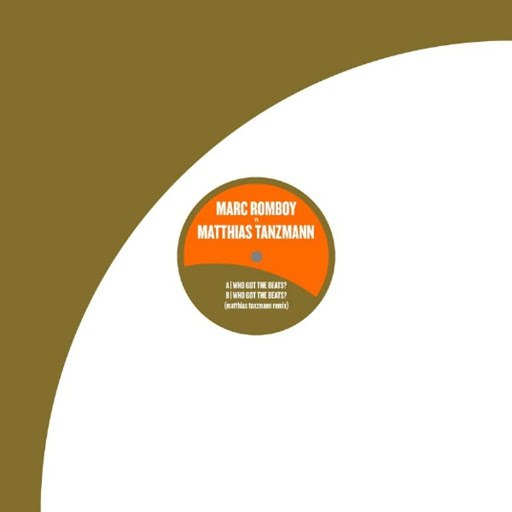 Stephan Bodzin альбом Who Got the Beats?