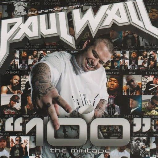 """Paul Wall альбом """"100"""" (Swishahouse Remix)"""