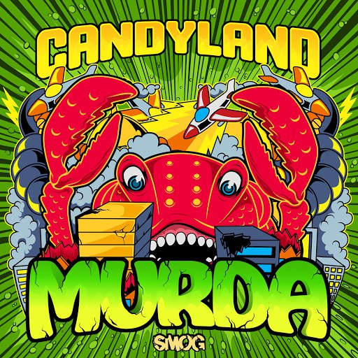 Candyland альбом Murda