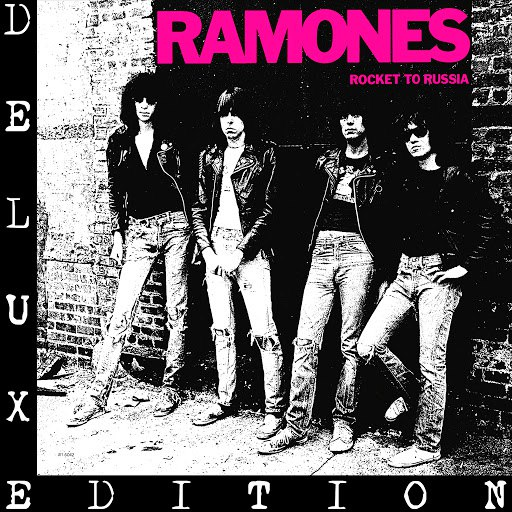 Ramones альбом Rocket To Russia: Expanded And Remastered