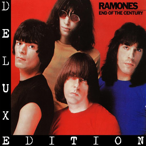 Ramones album End Of The Century (Expanded)