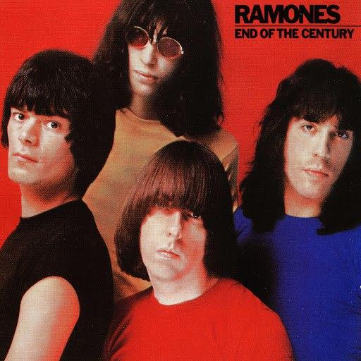 Ramones альбом End Of The Century