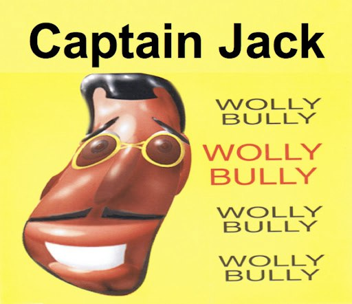 Captain Jack альбом Wolly Bully (95'unrelease Track)