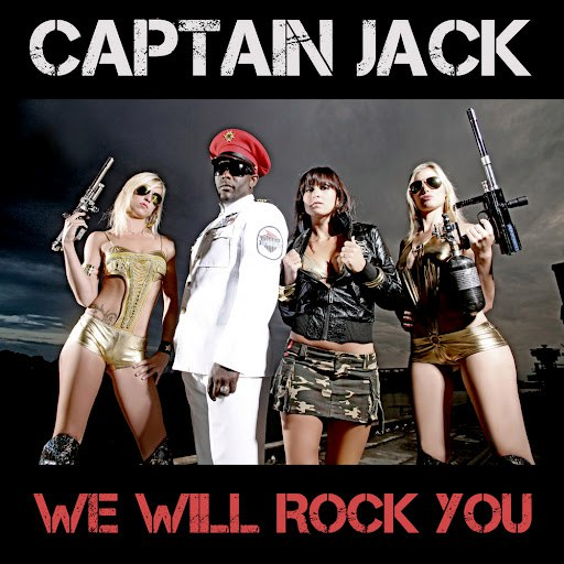 Captain Jack альбом We Will Rock You / Free