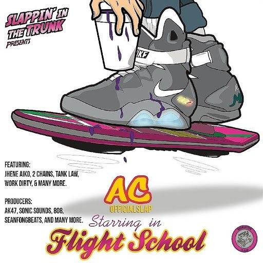 AC альбом Slappin' in the Trunk Presents: Flight School