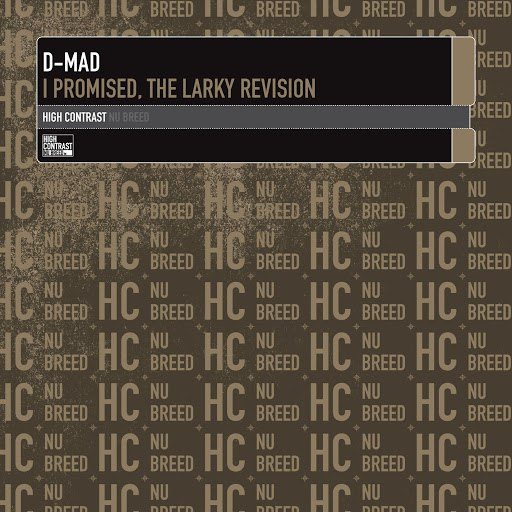 D-Mad альбом I Promised / The Larky Revision