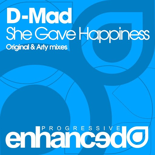 D-Mad альбом She Gave Happiness