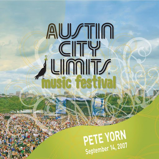 Pete Yorn альбом Live At Austin City Limits Music Festival 2007: Pete Yorn